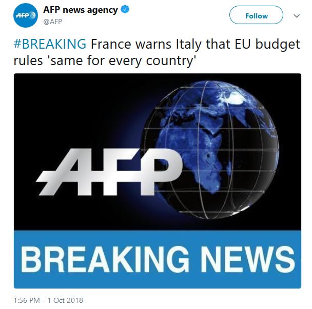 Soource: @AFP/Twitter